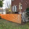 Windsor 7' fence