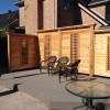 silver maple decking
