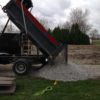 Crushed stone we add to every single deck