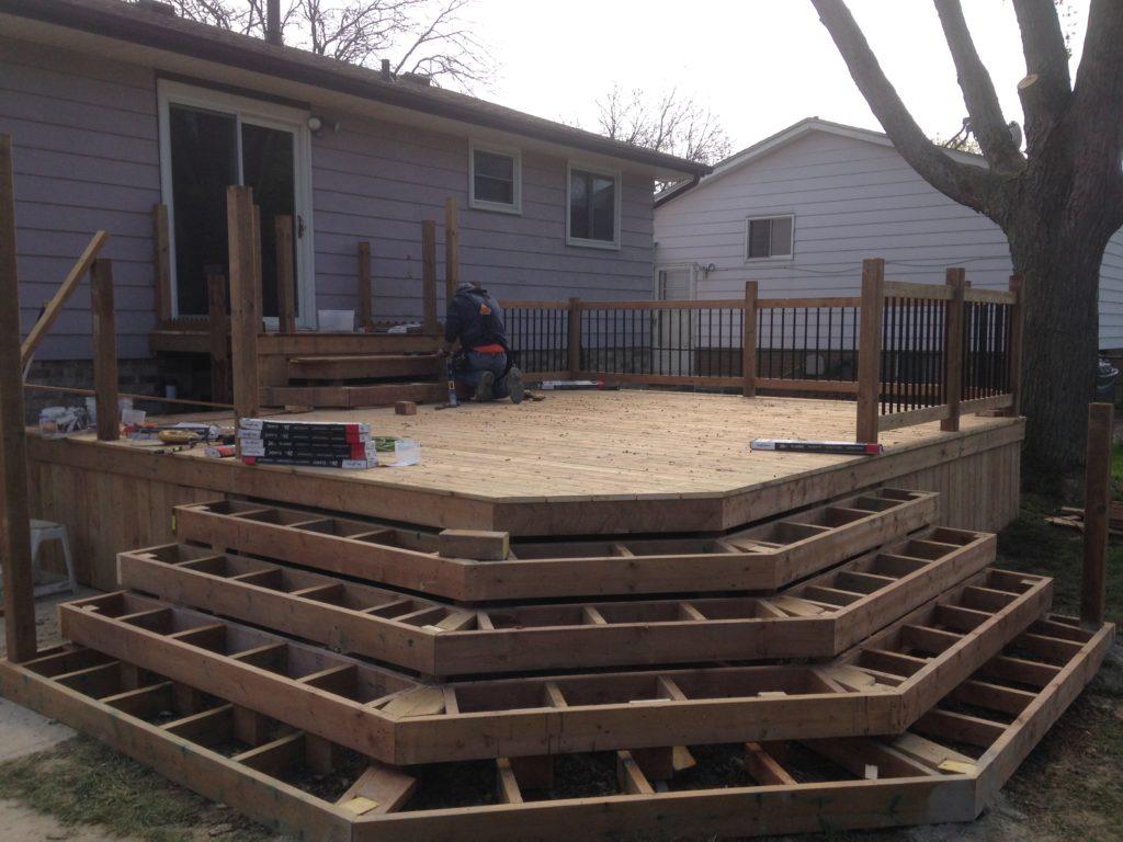 Decks Windsor Deck Builders Amp Contractors Composite