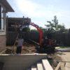 deck screw pile footing