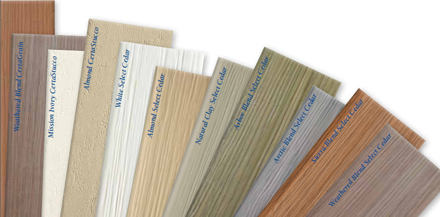 Vinyl Fence Colors