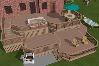 Deck design #1