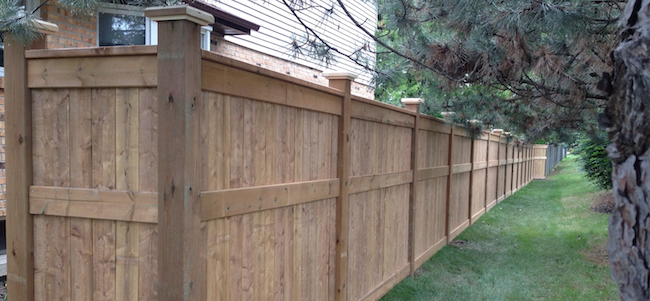 Sienna Wood Pressure Treated Fence Decks And Fences By