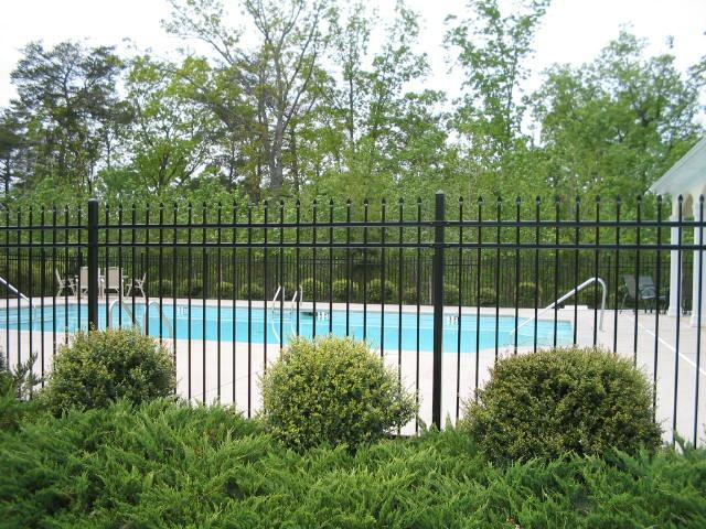 Steel or Wrought Iron Fences Windsor